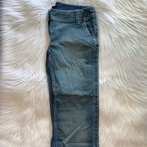 International Concepts 14 petite Capri  jeans A14